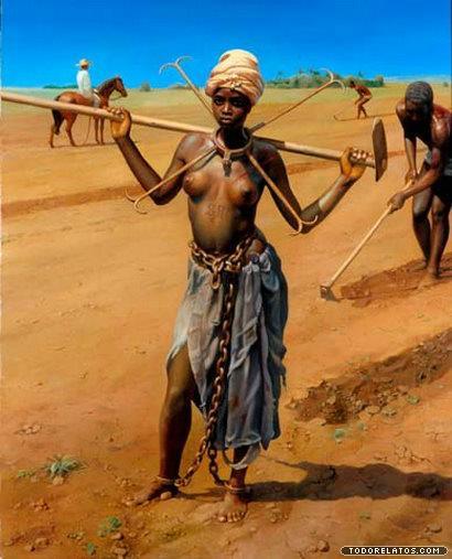 Africa la cajera del super devuelve el golpe a su novio - 1 5